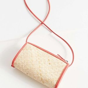 Urban Outfitters small straw bag